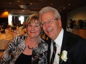 Jane and Murray Schafer - Volunteer Couple of the Year